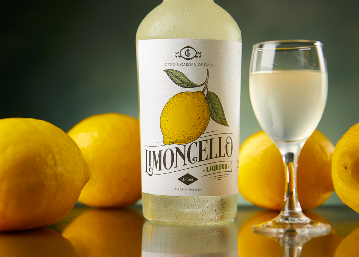Limoncello Homepage